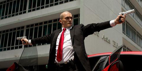 Dress shirt, Tie, White-collar worker, Blazer, Job, Employment, Public speaking, Official, Spokesperson, Businessperson,