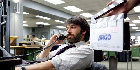 Beard, Moustache, Facial hair, Sitting, Service, Job, Employment, Watch,