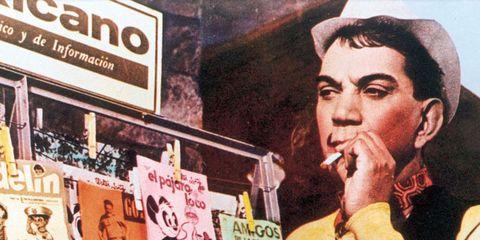Jaw, Advertising, Signage, Poster, Song, Singing, Singer, Smoking, Artwork, Animation,