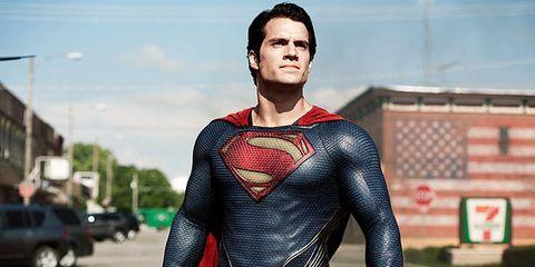 Sleeve, Human body, Red, Fictional character, Superhero, Carmine, Trunk, Street fashion, Street light, Costume design,