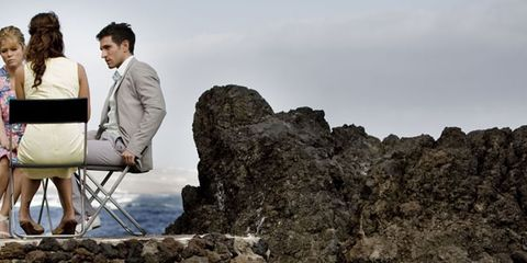 Standing, Rock, Bedrock, Sitting, Travel, Outcrop, Geological phenomenon, White-collar worker, Adventure, Job,