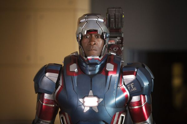 Don Cheadle se une a 'The Avengers: Age of Ultron'