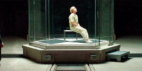 Marble, Sculpture, Balance, Display case,