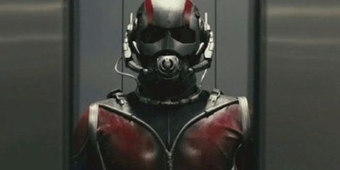 Red, Technology, Fictional character, Carmine, Black, Machine, Armour, Space, Mecha, Robot,