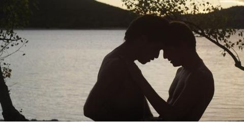 Photograph, Interaction, Black, Love, Morning, Snapshot, Gesture, Romance, Loch, Lake district,