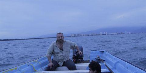Water, Boat, Ocean, Horizon, Watercraft, Sea, Lake, Naval architecture, Sound, Ship,