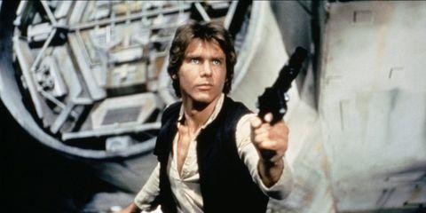 Cool, Belt, Shotgun, Air gun, Action film, Acting,