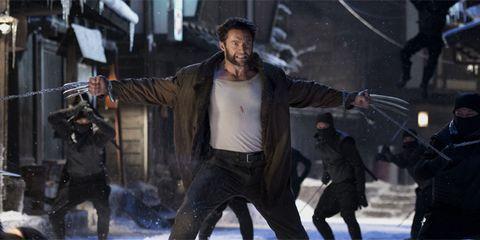 Human body, Winter, Acting, Beard, Snow, Scene, Action film, Fictional character,