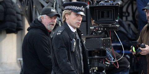 Cap, Hat, Jacket, Cameras & optics, Video camera, Camera, Filmmaking, Film camera, Cinematographer, Camera accessory,