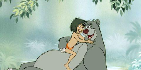 Interaction, Art, Animation, Cartoon, Illustration, Love, Painting, Animated cartoon, Drawing, Fur,
