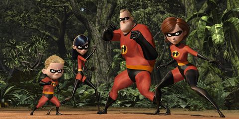 Animation, Animated cartoon, Fictional character, Muscle, Fiction, Red hair, Hero, Cg artwork,