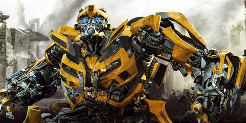 Yellow, Technology, Machine, Orange, Black, Mecha, Robot, Fictional character, Transformers,