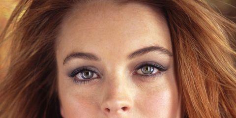Face, Nose, Lip, Cheek, Brown, Eye, Hairstyle, Skin, Eyelash, Chin,