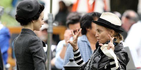 Hat, Fashion accessory, Headgear, Costume accessory, Sun hat, Street fashion, Fedora, Tradition, Costume hat, Glove,