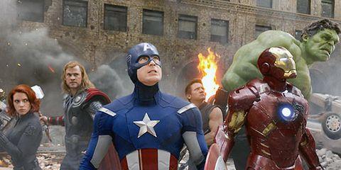 Fictional character, Costume, Superhero, Hero, Cartoon, Armour, Trunk, Costume design, Animation, Fiction,