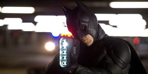Fictional character, Light, Carmine, Batman, Toy, Superhero, Hero, Armour,