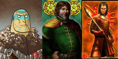 El casting para la cuarta temporada de \'Juego de tronos\' ya está en ...