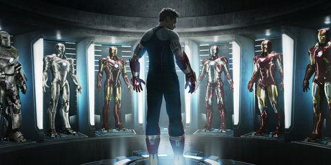 Standing, Fictional character, Toy, Fiction, Machine, Figurine, Superhero, Action figure, Robot, Costume design,