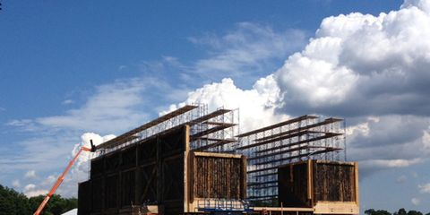 Cloud, Land lot, Soil, Composite material, Engineering, Project, Steel, Construction, Building material, Shipping container,