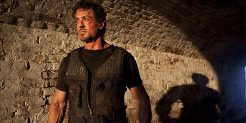 Temple, Darkness, Beard, Brick, Flash photography, Soldier, Belt, Ballistic vest, Action-adventure game, Action film,