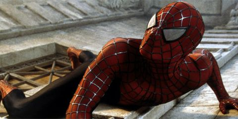 Spider-man, Pattern, Textile, Red, Fictional character, Superhero, Carmine, Avengers, Maroon, Plaid,