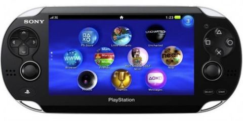 Display device, Electronic device, Technology, Gadget, Electronics, Multimedia, Video game accessory, Playstation vita, Playstation portable accessory, Video game console,