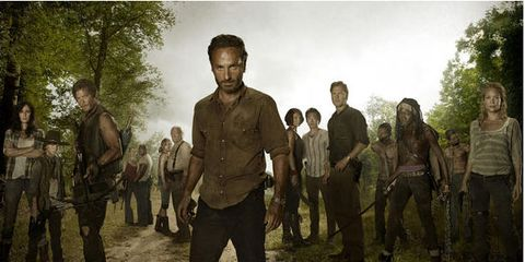 The Walking Dead\' confirma cuarta temporada