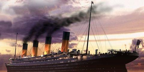Cloud, Watercraft, Boat, Horizon, Liquid, Dusk, Ship, Naval architecture, Evening, Sunset,