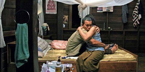 Human, Room, Sitting, Comfort, Conversation, Living room, Tin can, Lap, Pillow, Lamp,