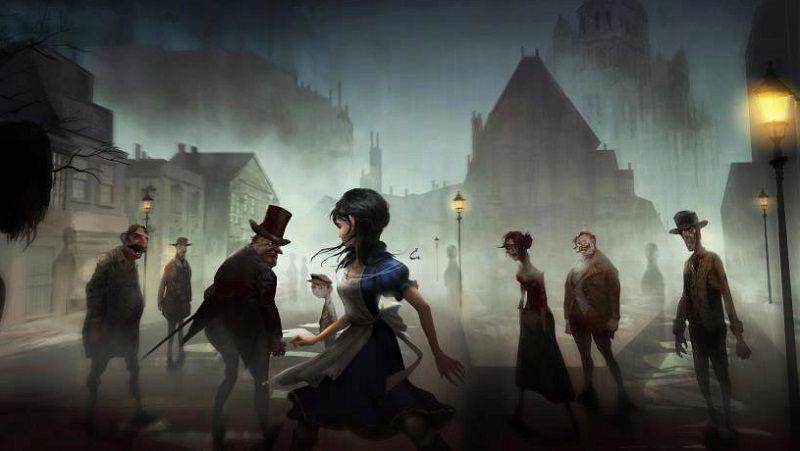 American McGee quiere hacer una película animada de «Alice»