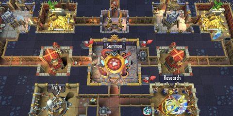 Symbol, Temple, Brass, Screenshot,
