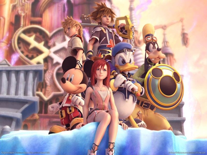 El creador de «Kingdom Hearts» quiere incluir elementos de Disney y Star Wars en la saga