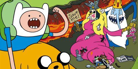 Animation, Cartoon, Art, Animated cartoon, Illustration, Snout, Fictional character, Clip art, Graphics, Drawing,