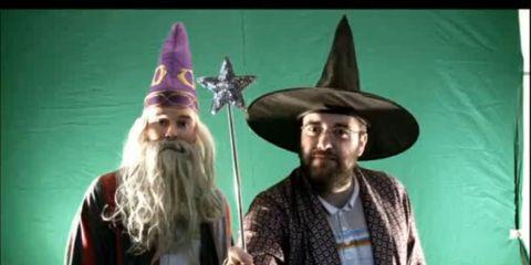 Facial hair, Hat, Moustache, Beard, Witch hat, Headgear, Costume accessory, Costume hat, Costume, Costume design,