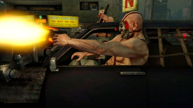 La edición especial de «Twisted Metal» incluirá «Twisted Metal Black»