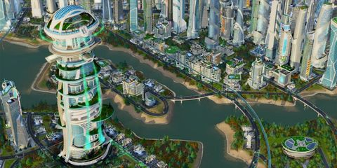 Metropolitan area, Residential area, Property, Urban area, Infrastructure, Neighbourhood, City, Water resources, Landscape, Urban design,