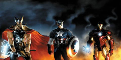 Fictional character, Superhero, Hero, Animation, Armour, Cartoon, Horse, Batman, Horse tack, Avengers,