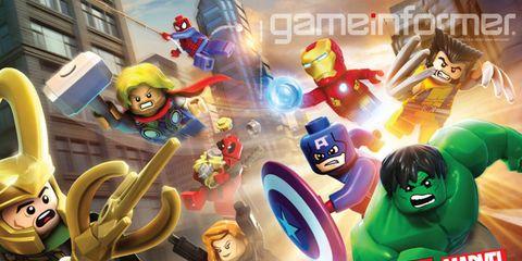 Fictional character, Animation, Animated cartoon, Hulk, Games, Illustration, Graphics, Fiction, Hero,