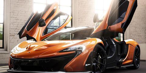 Automotive design, Mode of transport, Vehicle, Supercar, Fender, Concept car, Orange, Automotive lighting, Vehicle door, Sports car,