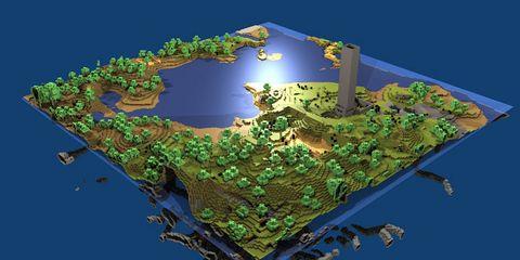 Blue, Green, Island, World, Terrain, Urban design, Design, Map, Islet, Peninsula,