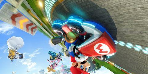 Nintendo Regalara Un Juego A Los Compradores De Mario Kart 8 En Wii U