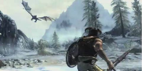 Nature, Atmosphere, Bird, Atmospheric phenomenon, Wing, Wilderness, Geological phenomenon, Bird migration, Animation, Action-adventure game,