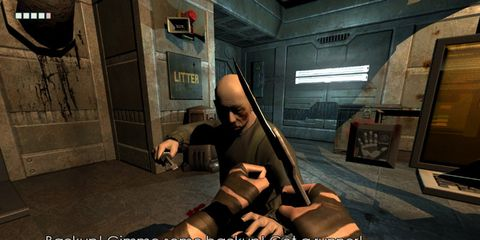 Games, Shooter game, Animation, Pc game, Thigh, Action-adventure game, Video game software, Display device, Adventure game, Digital compositing,