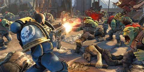 Armour, Games, Shooter game, Action-adventure game, Strategy video game, Fictional character, Pc game, Animation, Cg artwork, Adventure game,