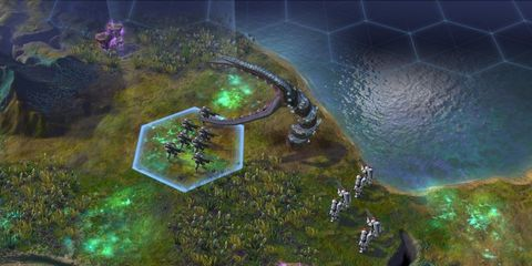 Landscape, Biome, Space, Island, Video game software, Strategy video game, Games, Pc game,
