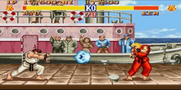 Resultado de imagen para Street Fighter II: El guerrero del mundo