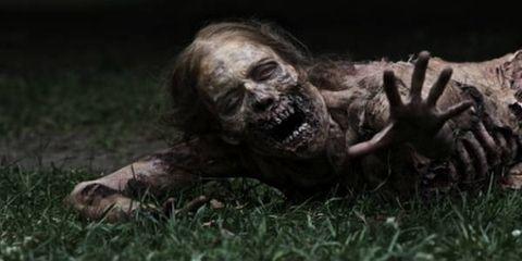 Grass, Darkness, Fictional character, Skull, Fiction, Bone, Fearful,
