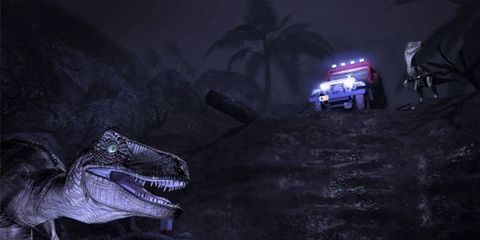 Tooth, Jaw, Darkness, Black, Extinction, Midnight, Fang, Animation, Alligator, Palm tree,