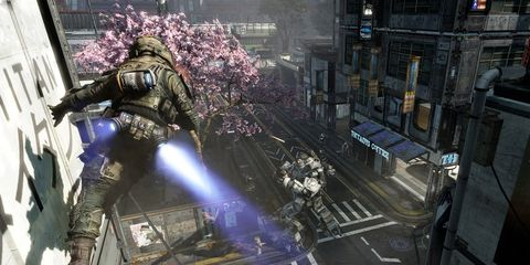 Metropolitan area, Urban area, Metropolis, Fictional character, Animation, Cg artwork, Action-adventure game, Pc game, Games, Mecha,