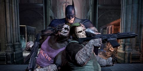 Fictional character, Animation, Batman, Games, Action-adventure game, Fiction, Costume, Cg artwork, Pc game, Action film,